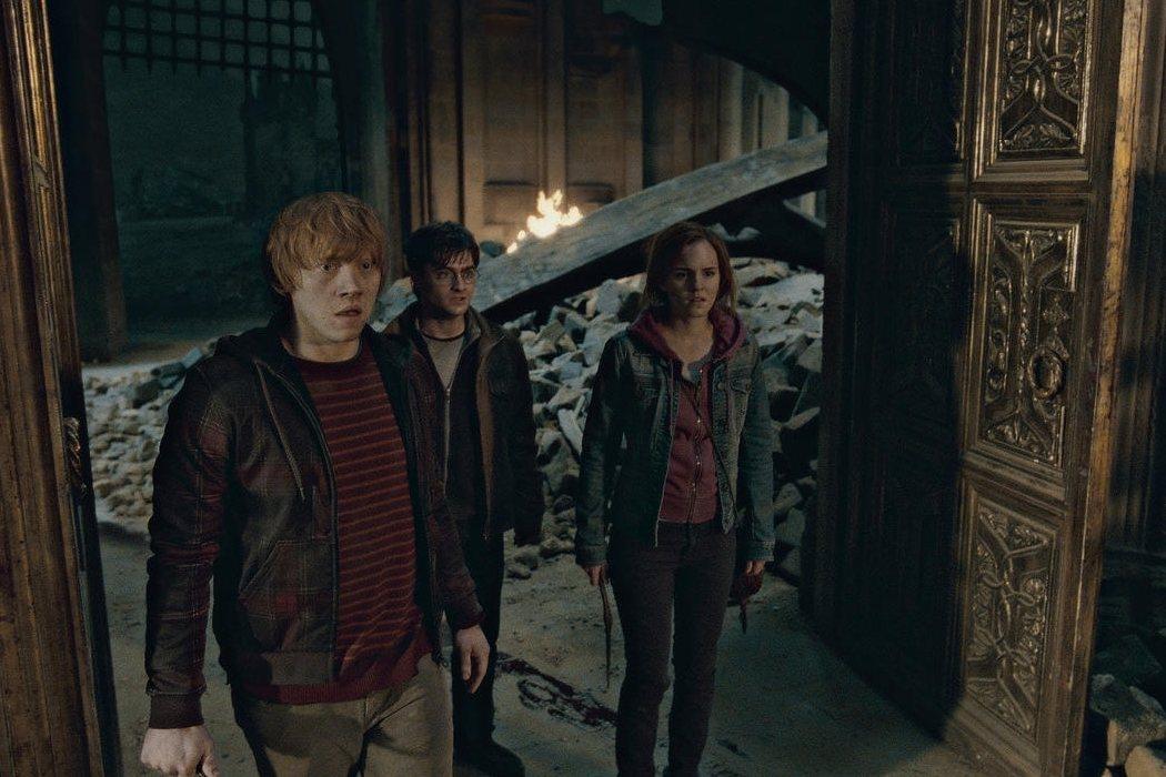 'Harry Potter y las reliquias de la muerte: parte 2'