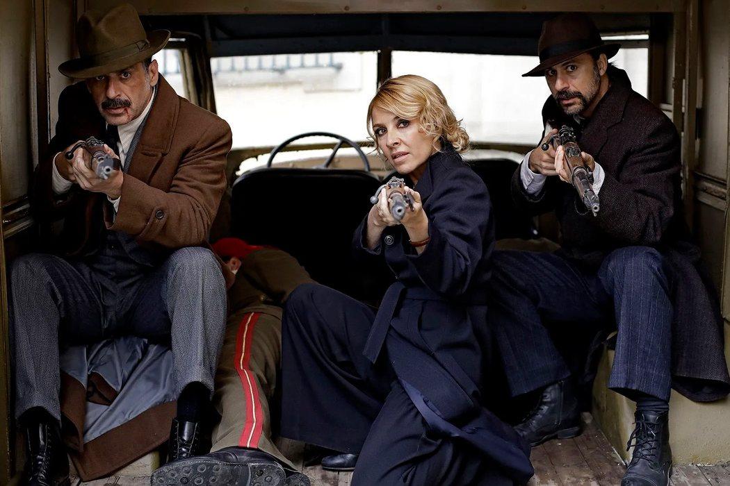 'El Ministerio del Tiempo' (Temporada 4, RTVE)