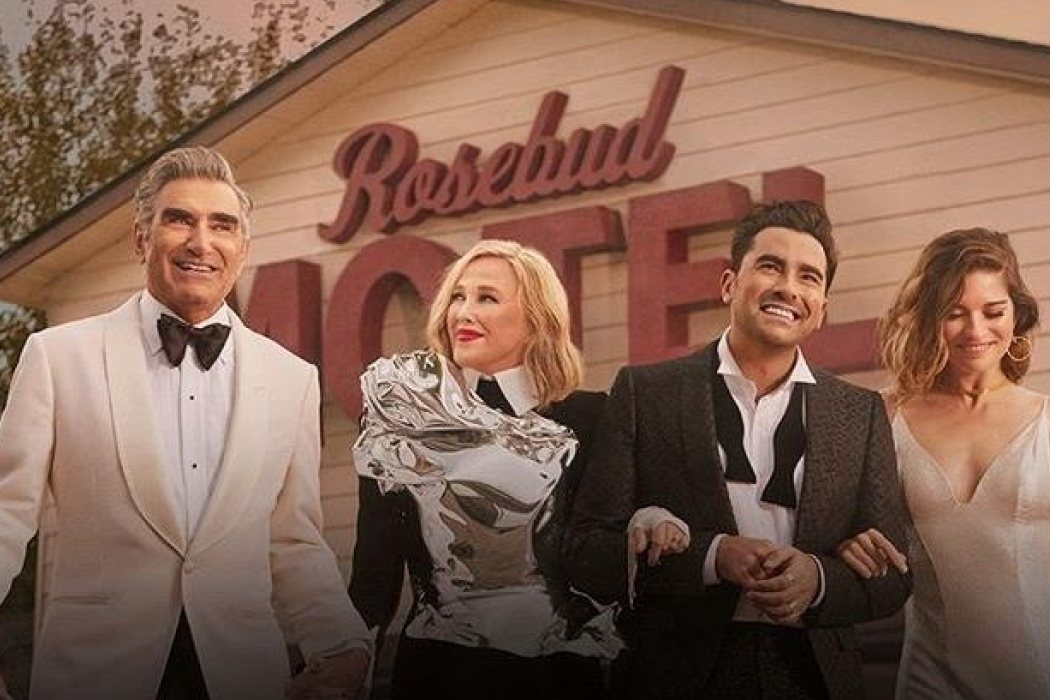'Schitt's Creek' (Temporada 6, Movistar+)