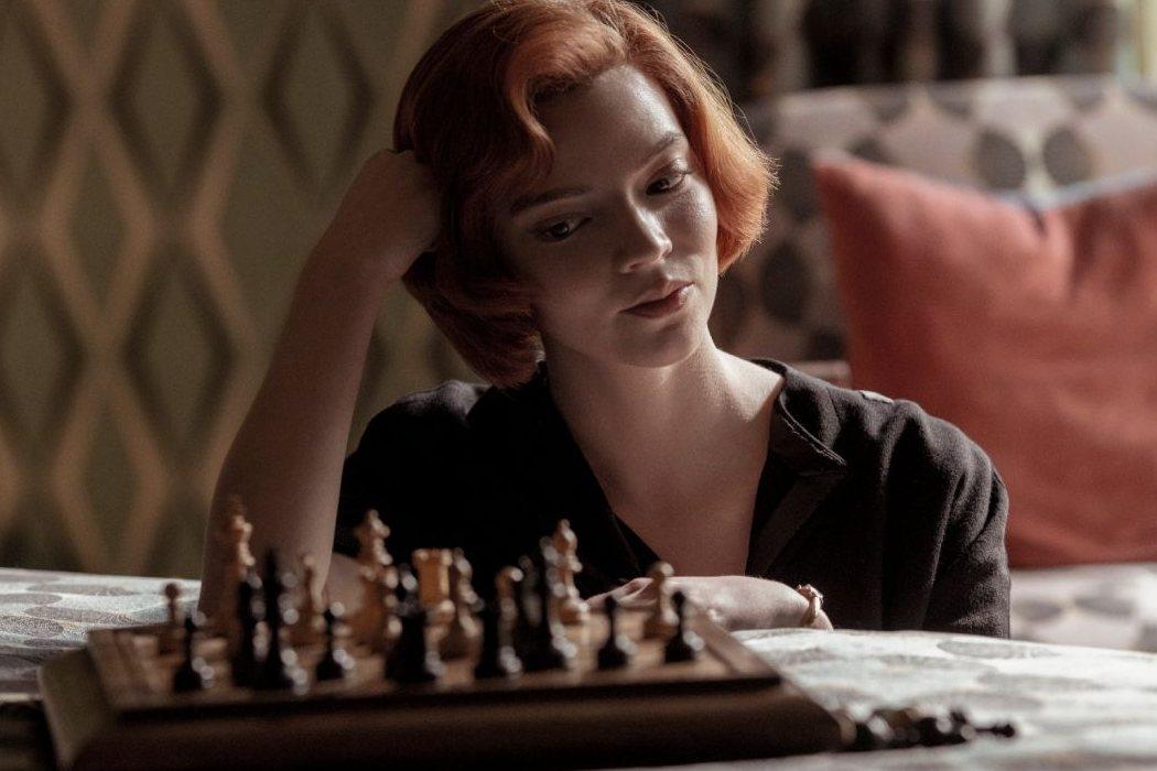 'Gambito de dama' (Miniserie, Netflix)