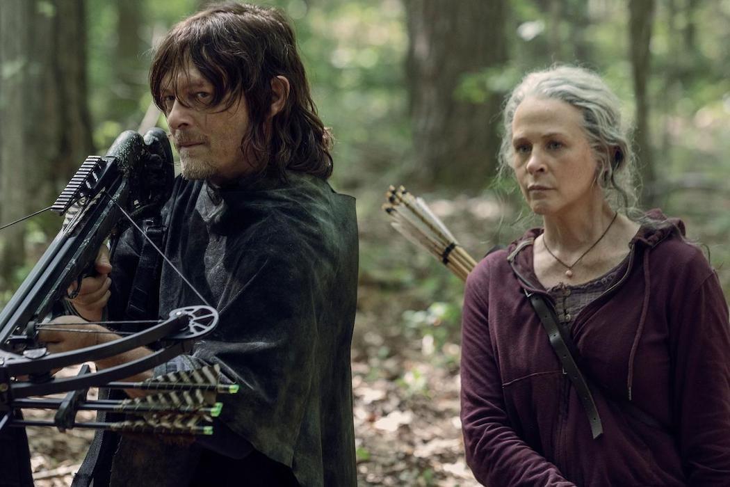 'The Walking Dead' (T10, P2)