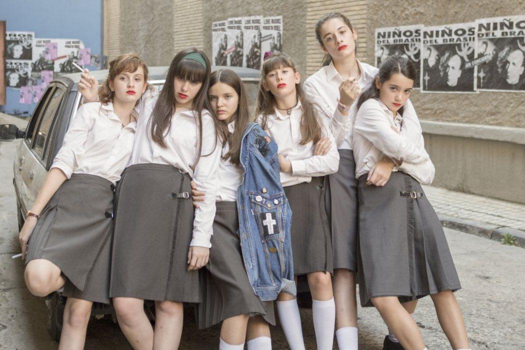'Las niñas' (Pilar Palomero)