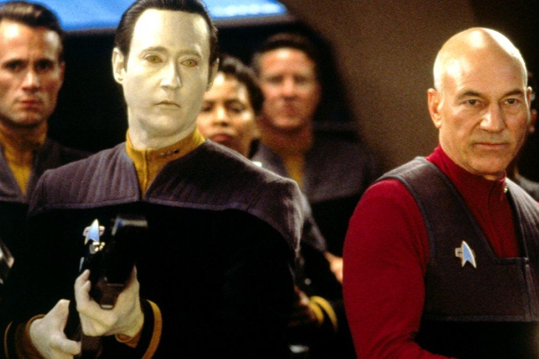 'Star Trek: Primer contacto'