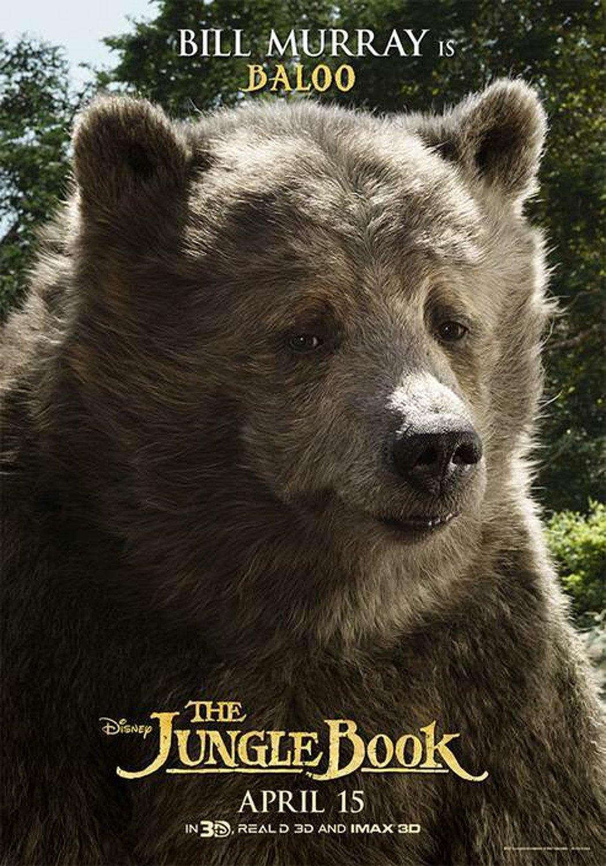 El Libro de la Selva\': Los secretos del rodaje en un clip exclusivo ...