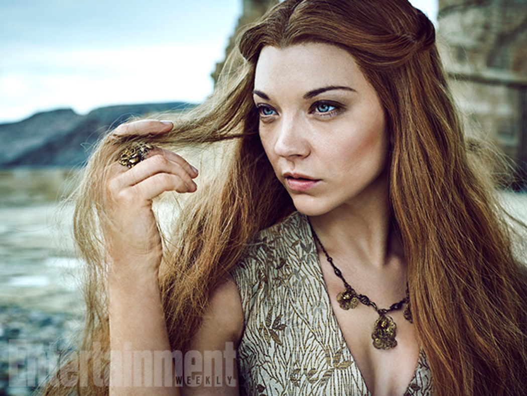 Natalie Dormer posa para Entertainment Weekly