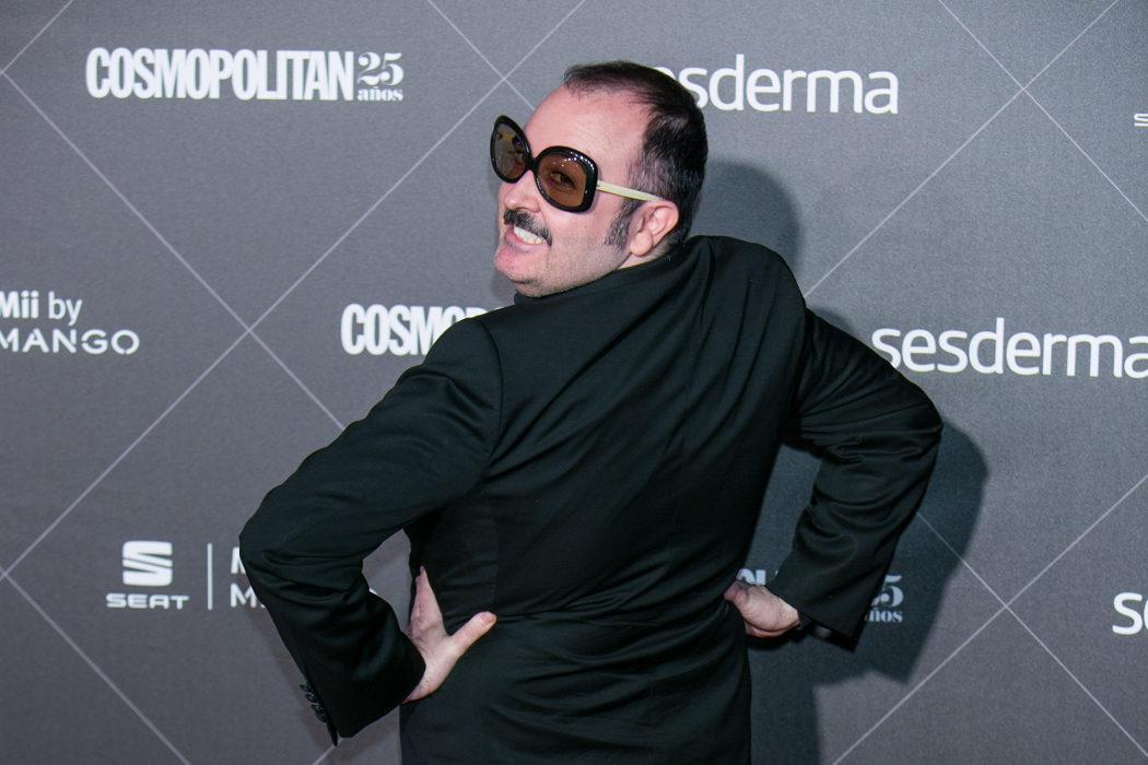 Fue expulsado de la gala de los Goya de 2015