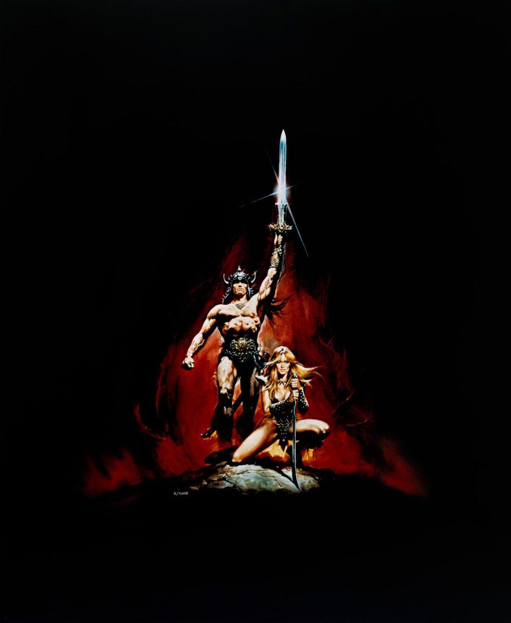 'Conan, el bárbaro'