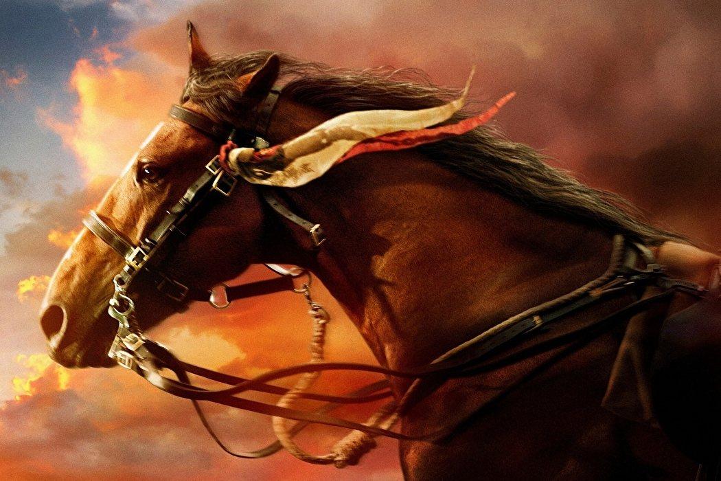 'War Horse (Caballo de batalla)'