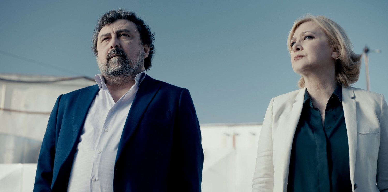 Paco Tous y Amparo Larrañaga