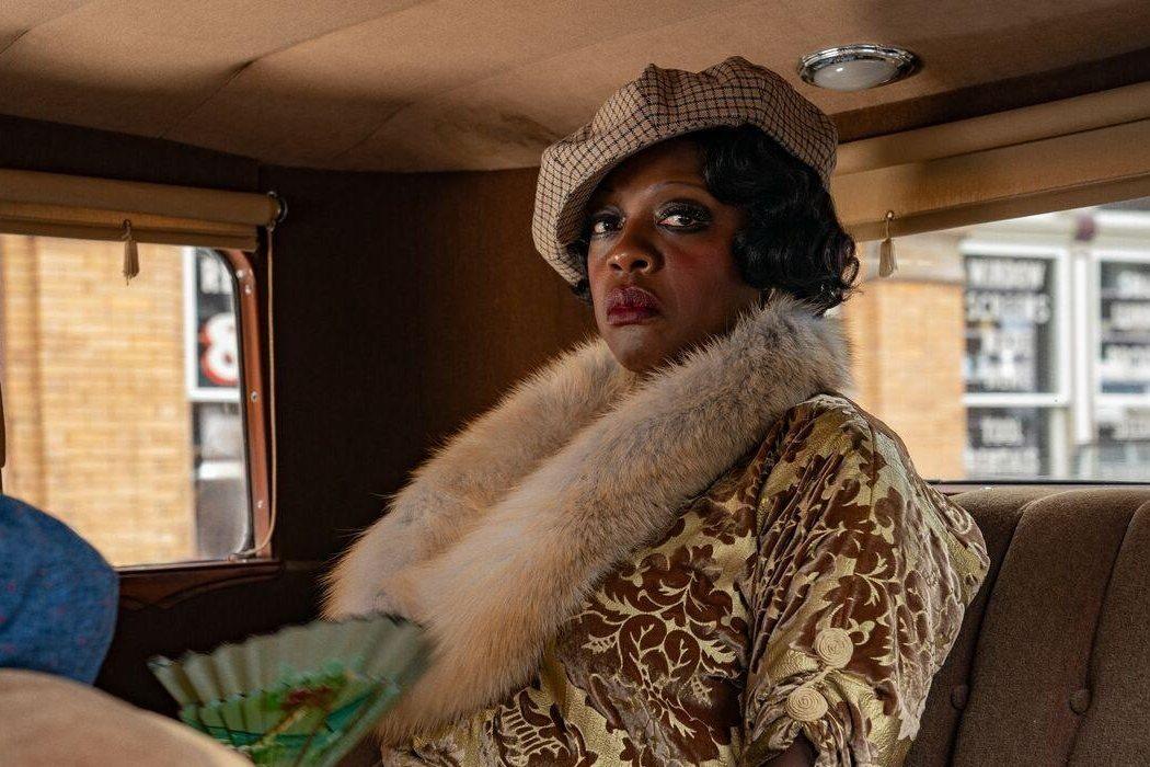 Mejor actriz - Viola Davis ('La madre del blues')
