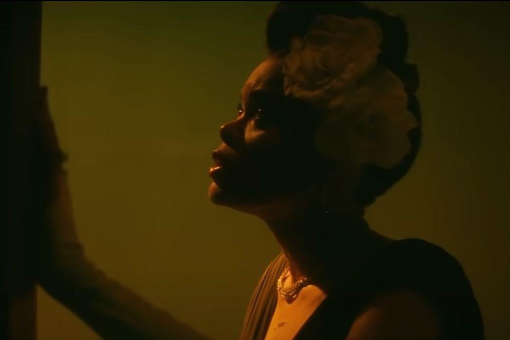 Mejor actriz - Andra Day ('Los Estados Unidos contra Billie Holiday')