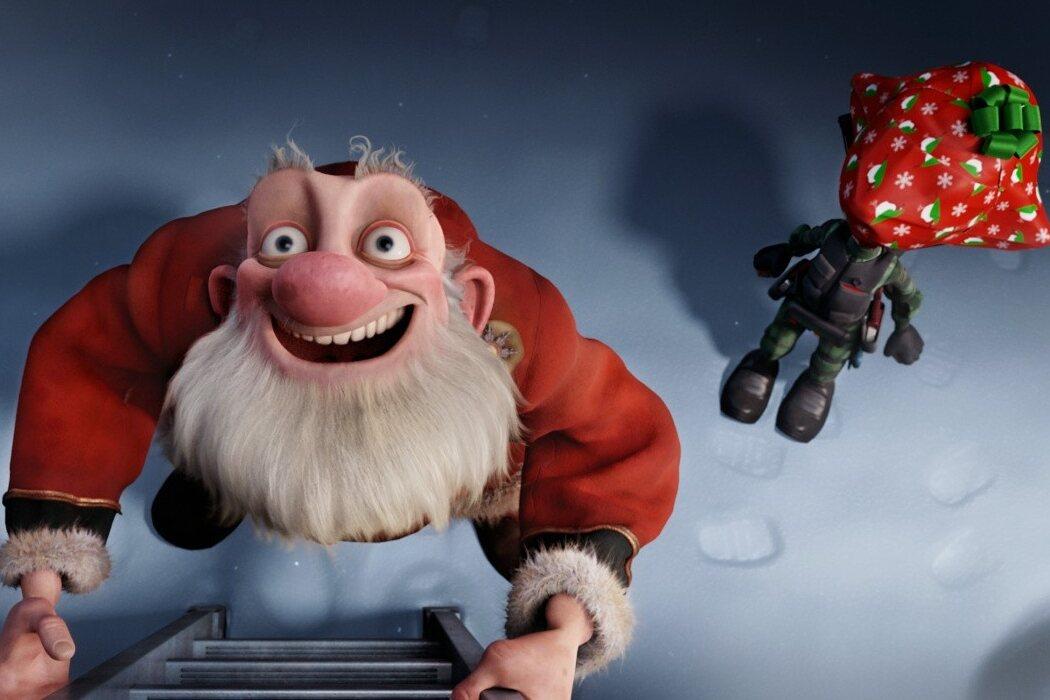 'Arthur Christmas: Operación regalo'