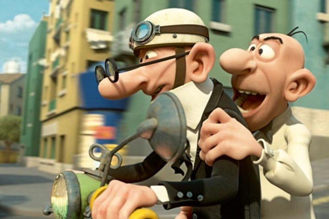 'Mortadelo y Filemón contra Jimmy el cachondo'