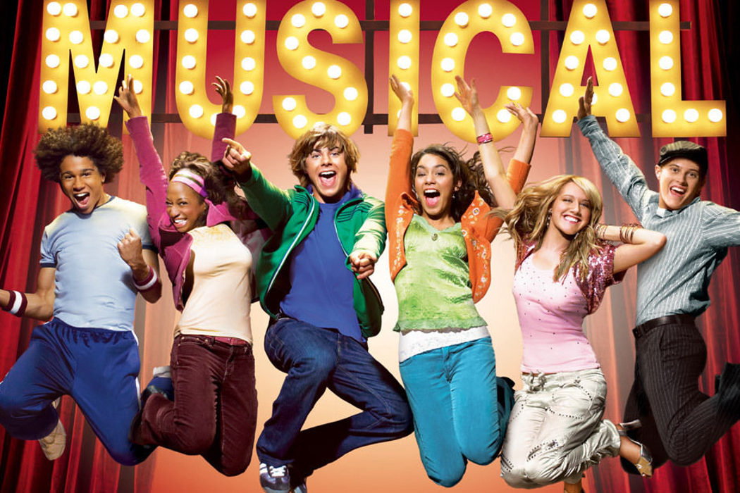 Trilogía 'High School Musical'