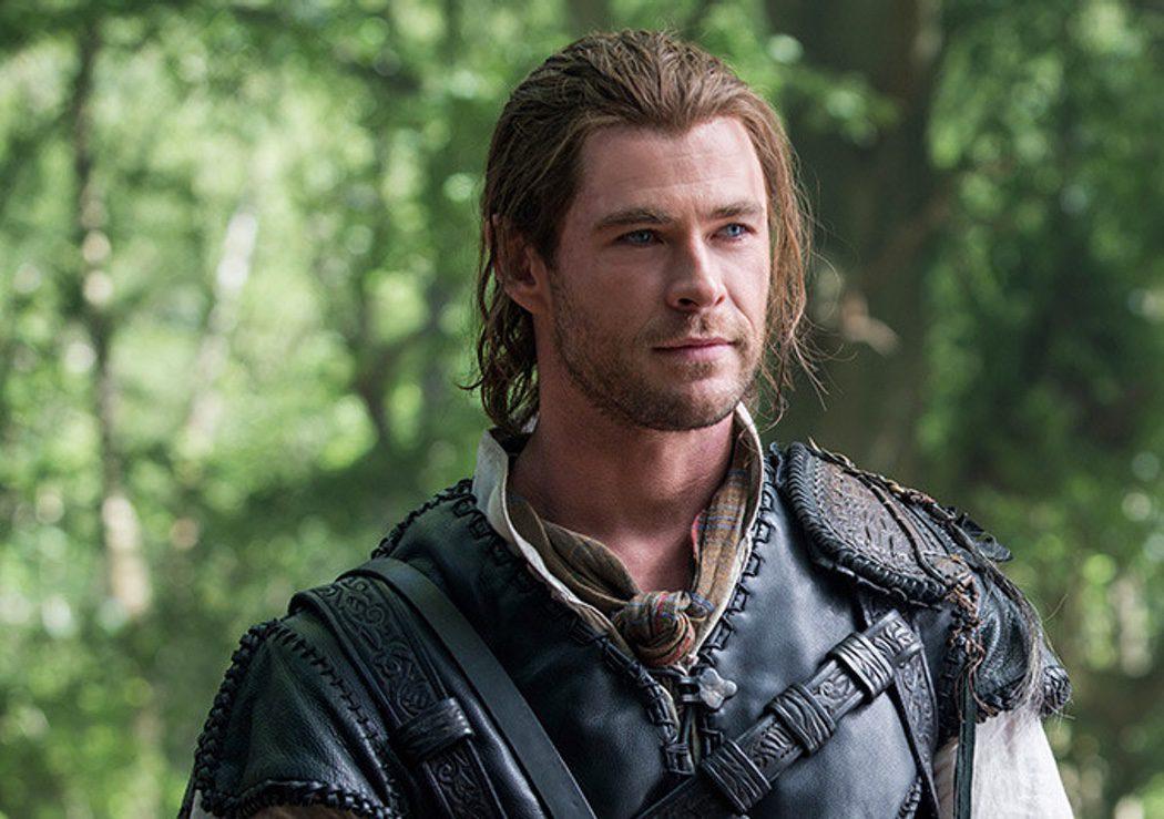 Chris Hemsworth (El cazador)