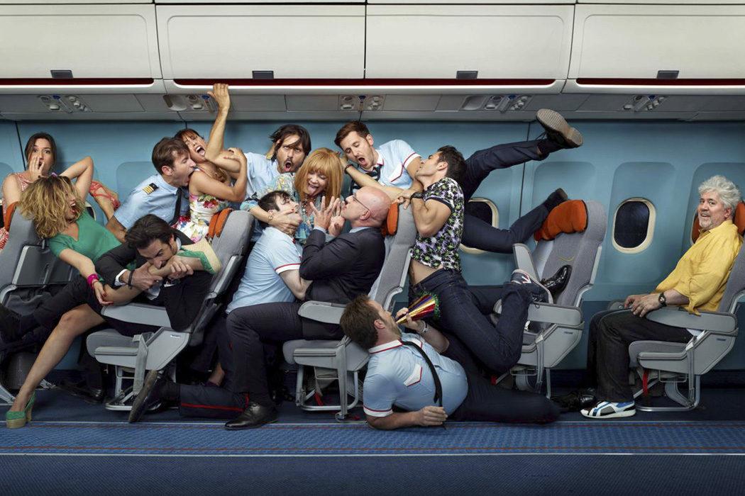 'Los amantes pasajeros'