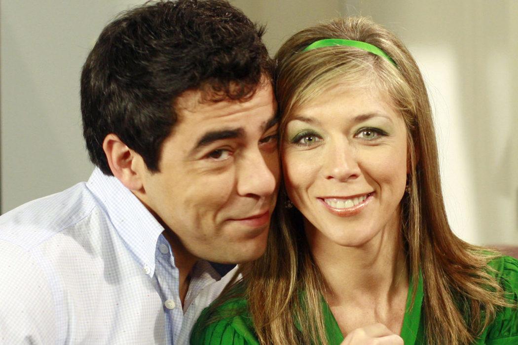 Los Cuquis (Pablo Chiapella y Eva Isanta)