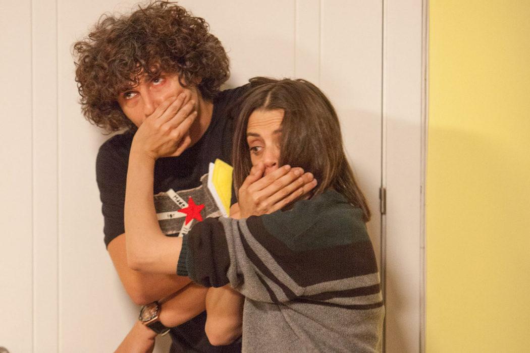 Lola y Javi (Macarena Gómez y Antonio Pagudo)