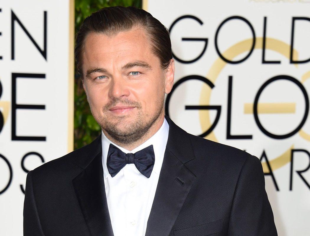 Leonardo DiCaprio como verbo