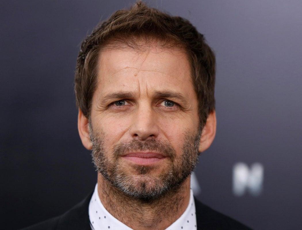 Zack Snyder fuera de 'La Liga de la Justicia'