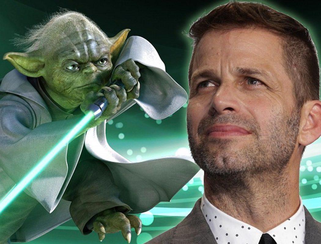Zack Snyder dirige 'Star Wars'