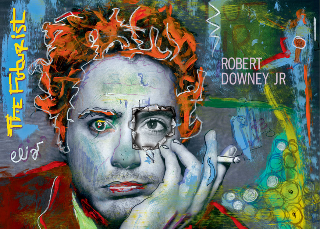 El Robert cantante