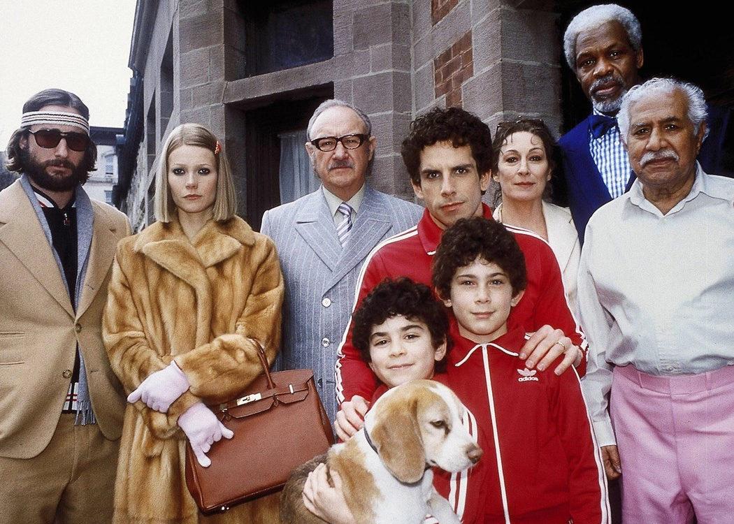 'Los Tenenbaums' (2001)