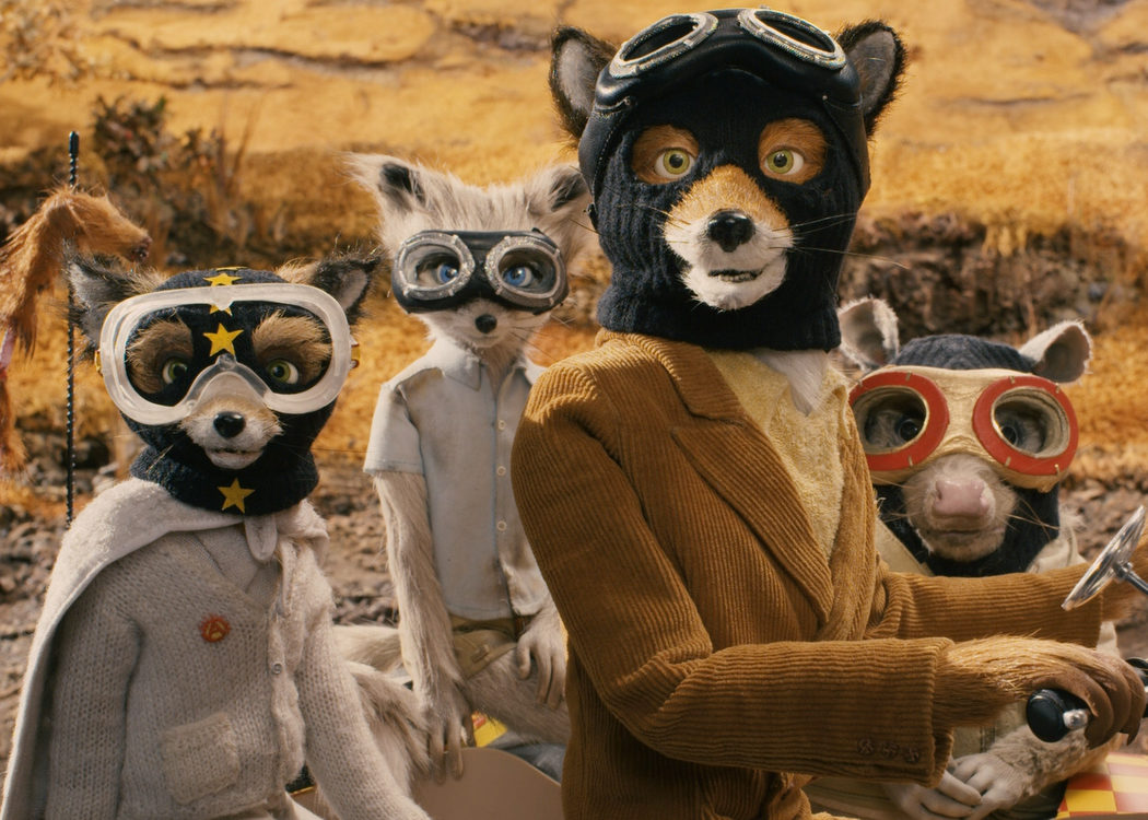 'Fantástico Sr. Fox' (2009)