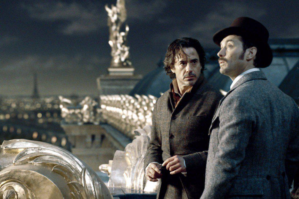 'Sherlock Holmes 2: Juego de sombras'