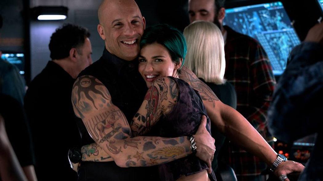 Vin Diesel y Ruby Rose