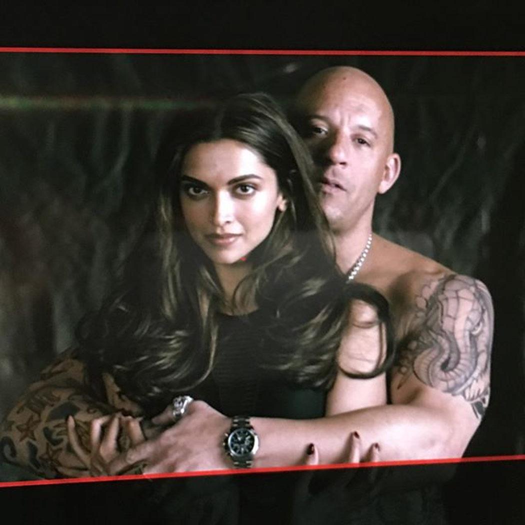 La pareja protagonista desde el monitor