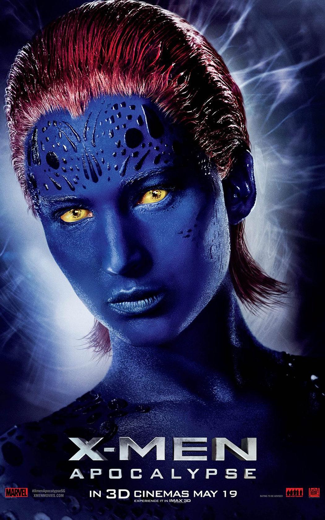 Jennifer Lawrence es Mística