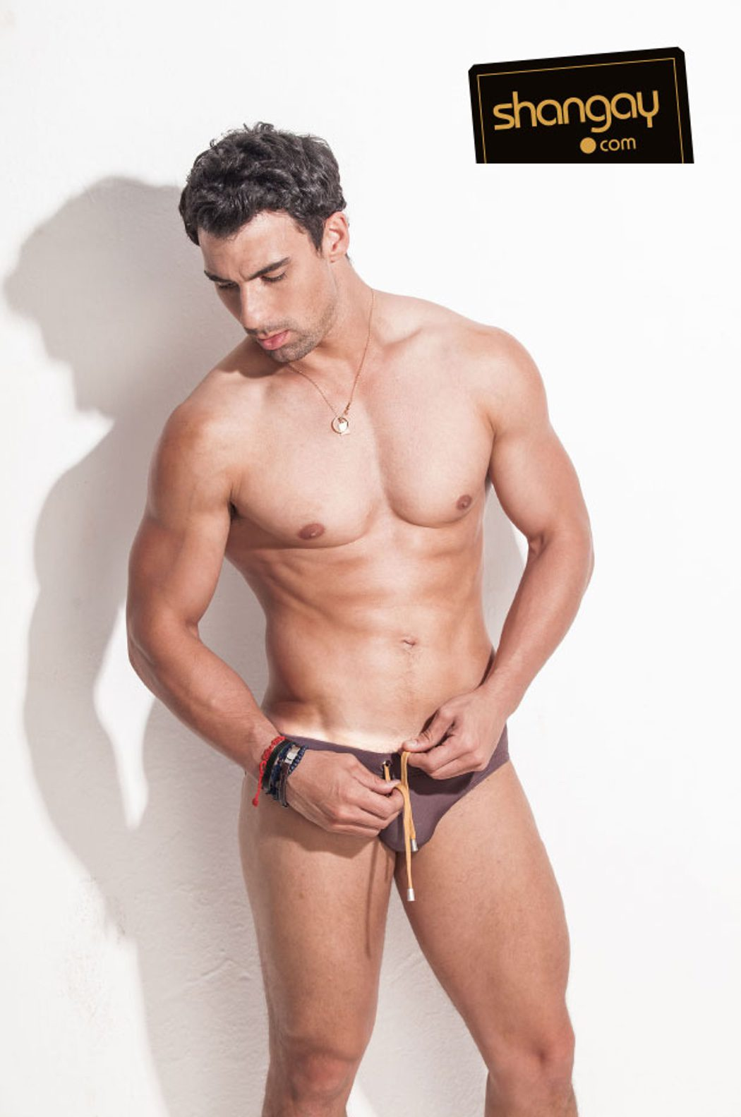 Desnudo con helado pic
