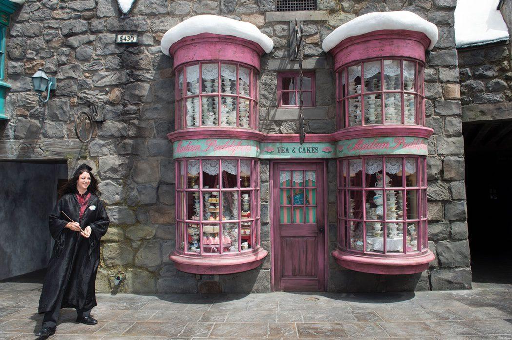 Tienda de golosinas de 'Harry Potter' en Hollywood