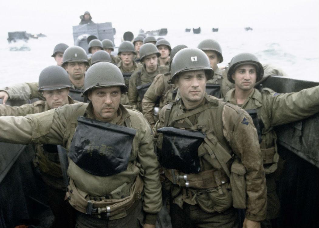 1998: 'Salvar al soldado Ryan'