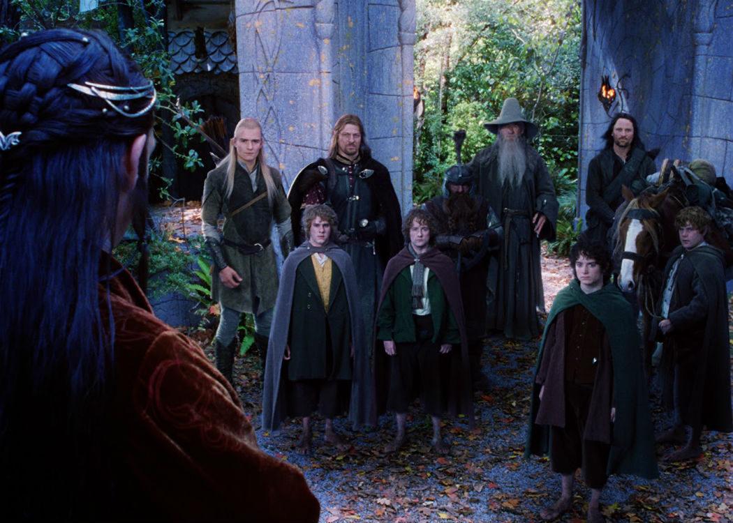 2001: 'El señor de los anillos: La comunidad del anillo'