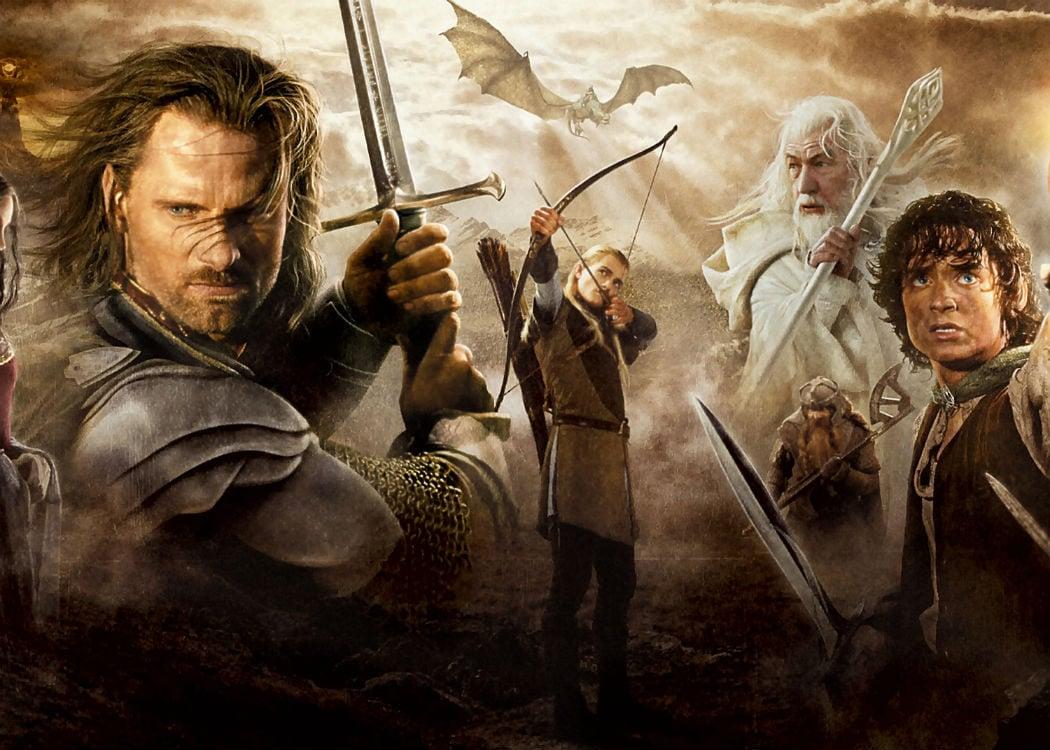 2003: 'El señor de los anillos: El retorno del rey
