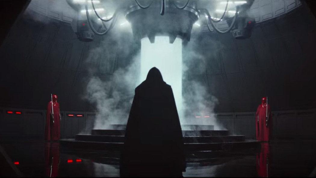 ¿Y Darth Vader?
