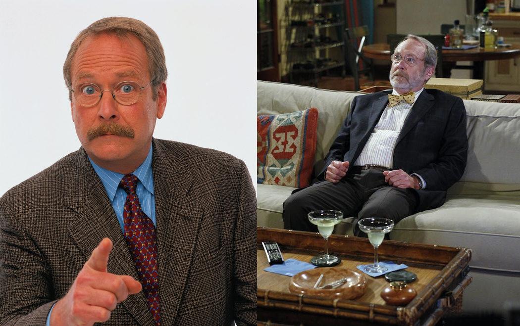 Martin Mull (Willard Kraft)