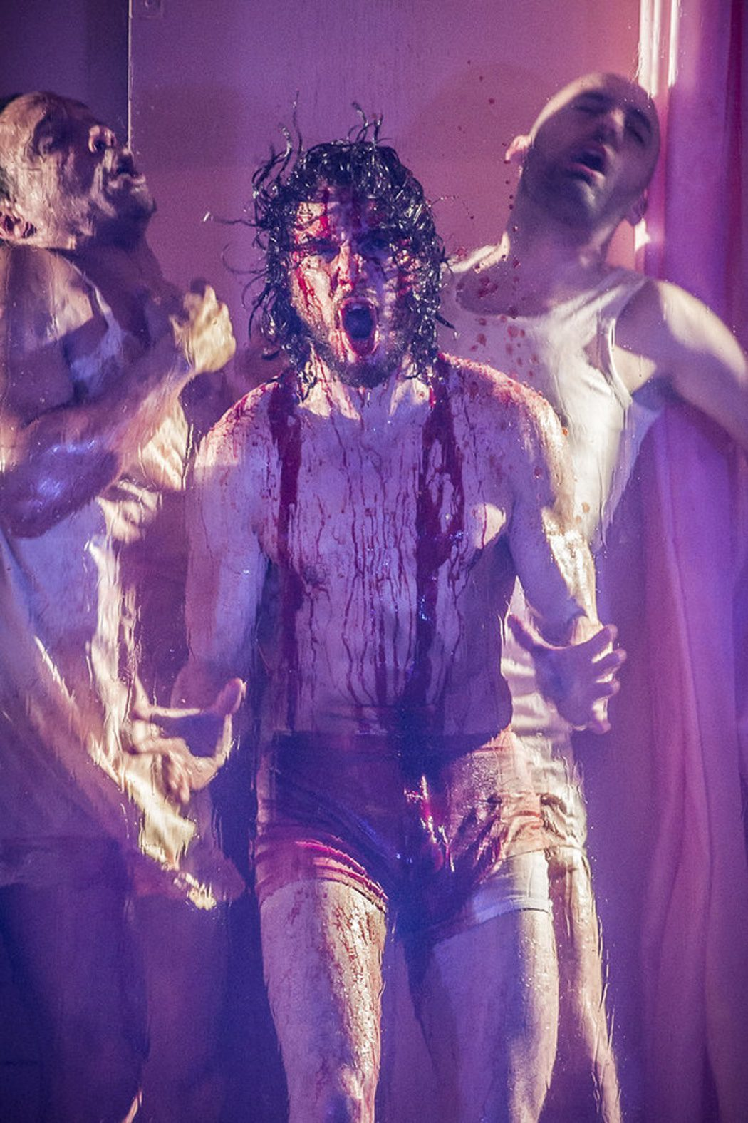 Kit Harington en la obra de teatro 'Doctor Fausto'