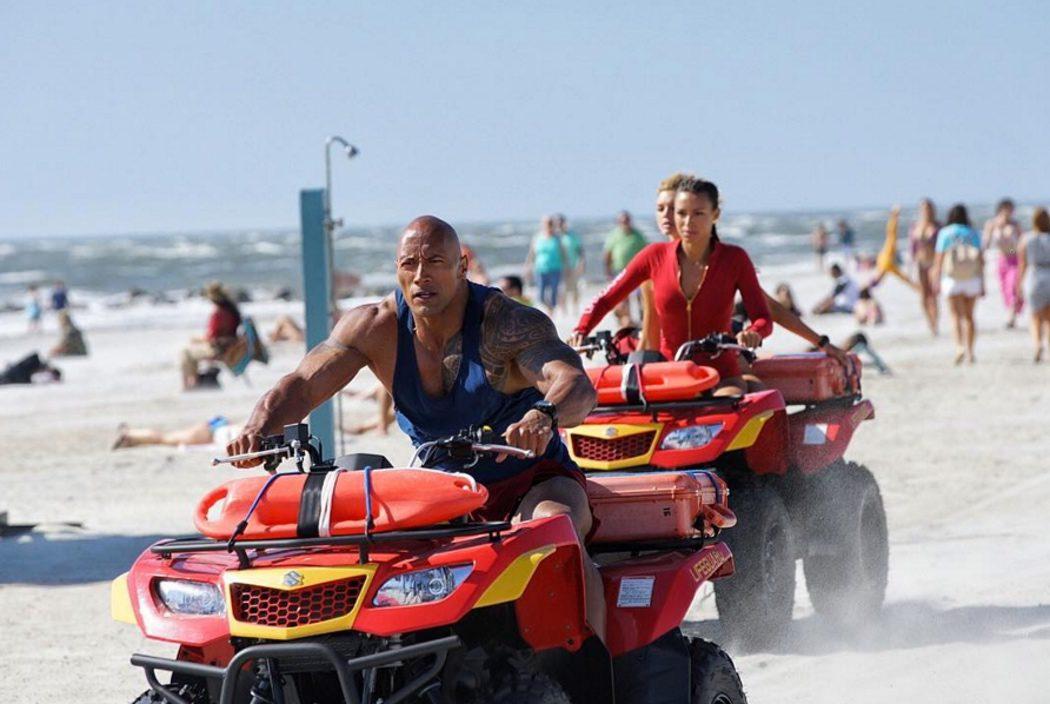 Así será el reboot de 'Los vigilantes de la playa'
