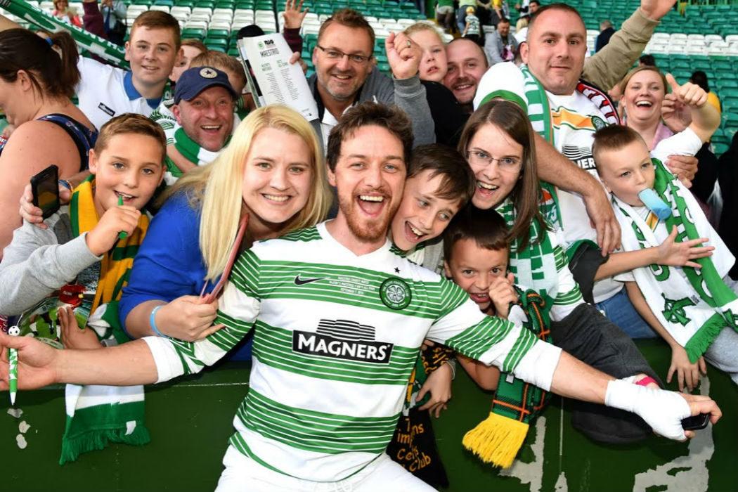 Hincha del Celtic