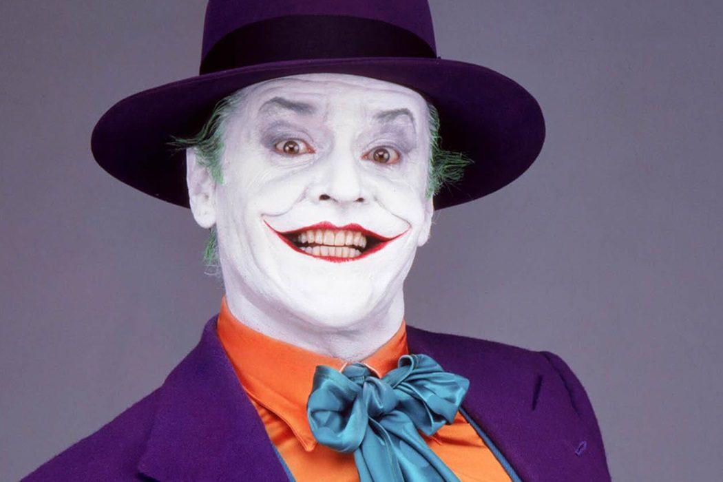 Jack Napier (El Joker) en 'Batman' (1989)