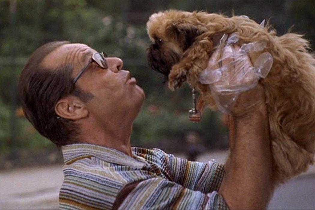 Melvin Udall en 'Mejor... imposible' (1997)