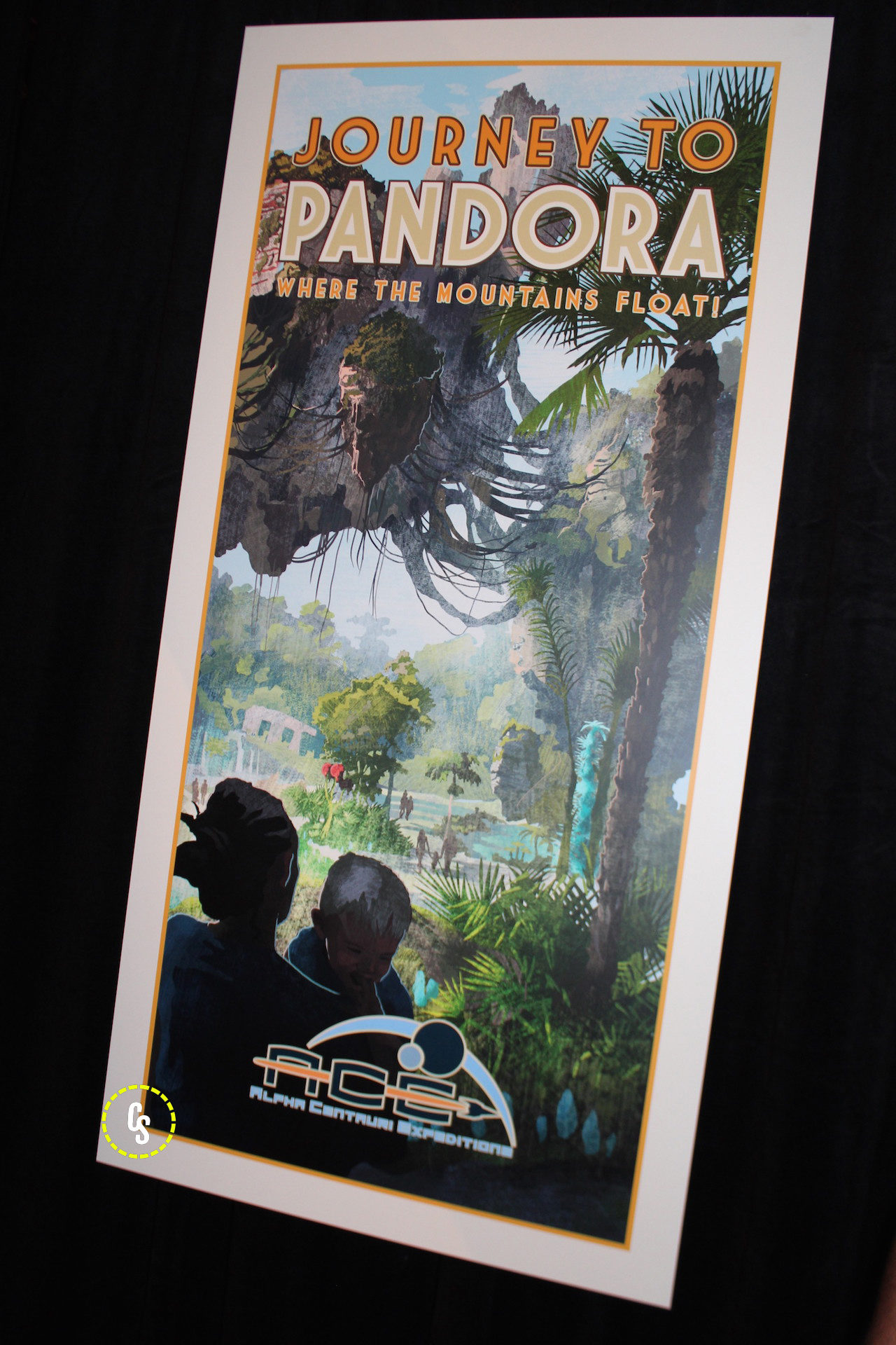 Pandora: Donde las montañas flotan