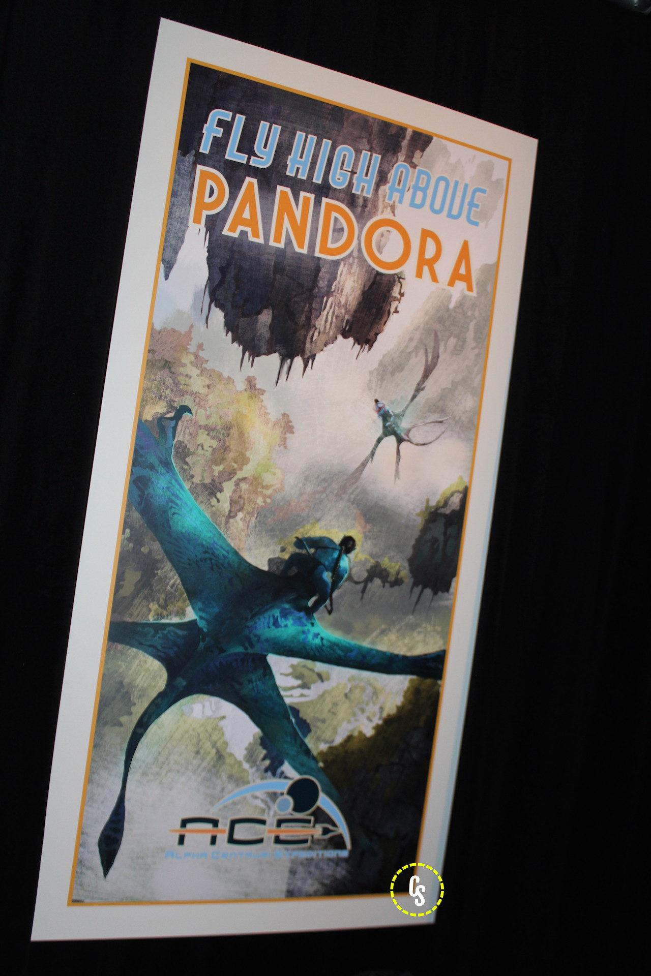 Pandora: Vuela alto
