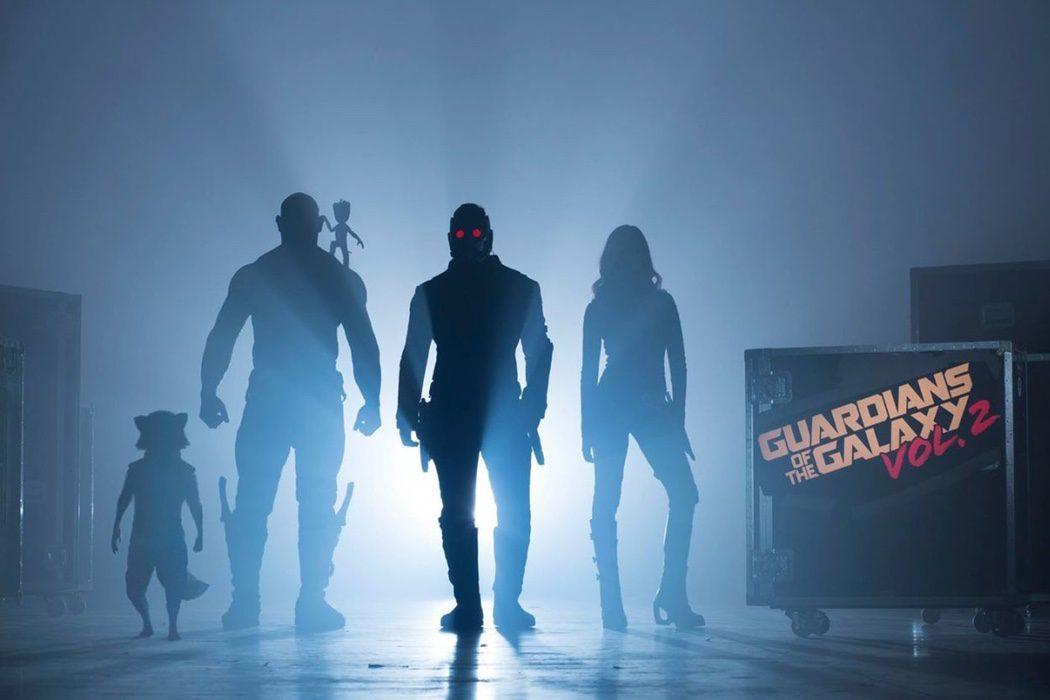 'Guardianes de la Galaxia Vol.2'