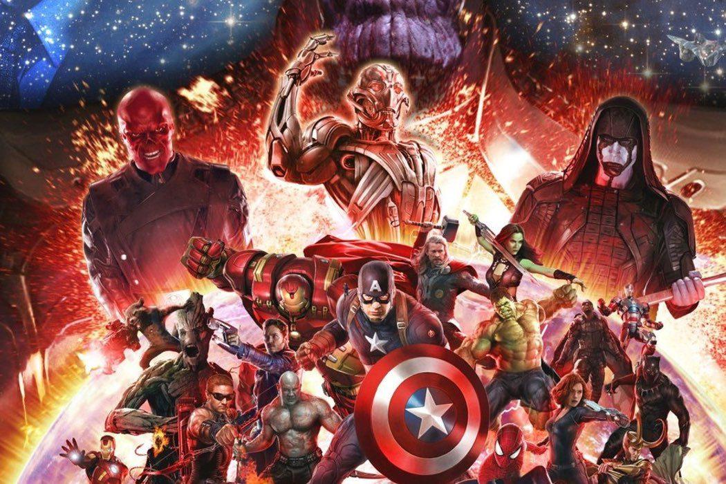 'Vengadores: Infinity War. Parte 1'