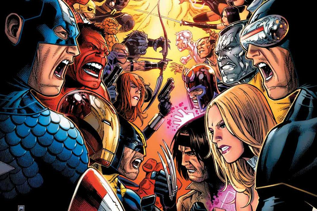 Vengadores vs Patrulla-X