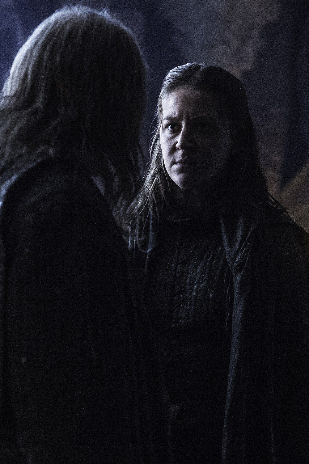 Balon y Yara Greyjoy